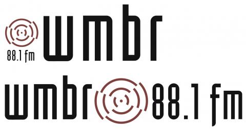 WMBR logo treatments
